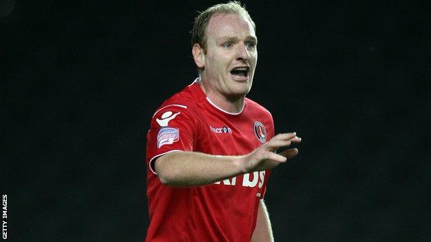 Gary Doherty is one of Wycombe's new signings