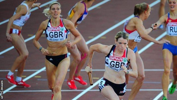 Lee McConnell and Eilidh Child will be at the Olympics