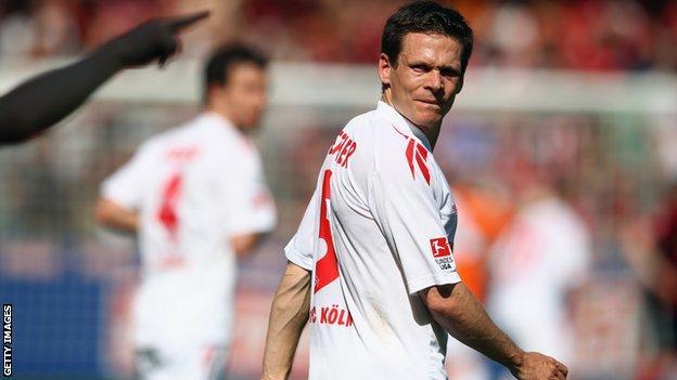 New Fulham defender Sascha Riether