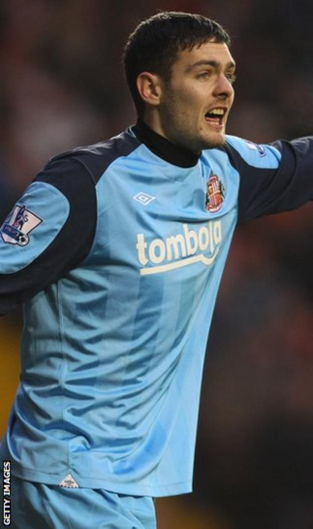 Gordon was an option for Celtic if they had failed to sign Forster