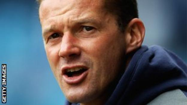 Preston manager Graham Westley