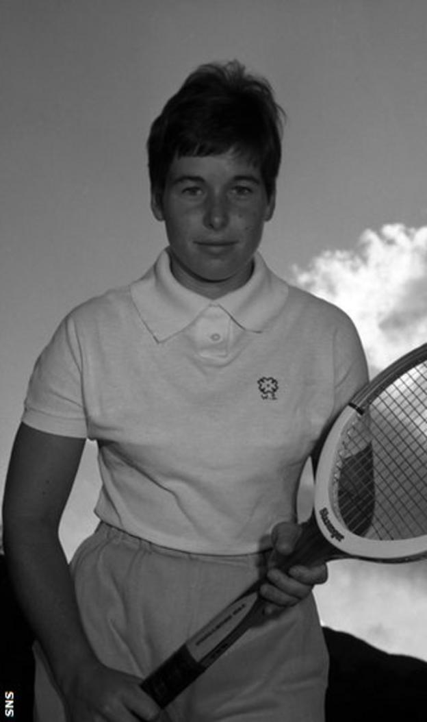 Shaw twice reached the quarter-finals at Wimbledon