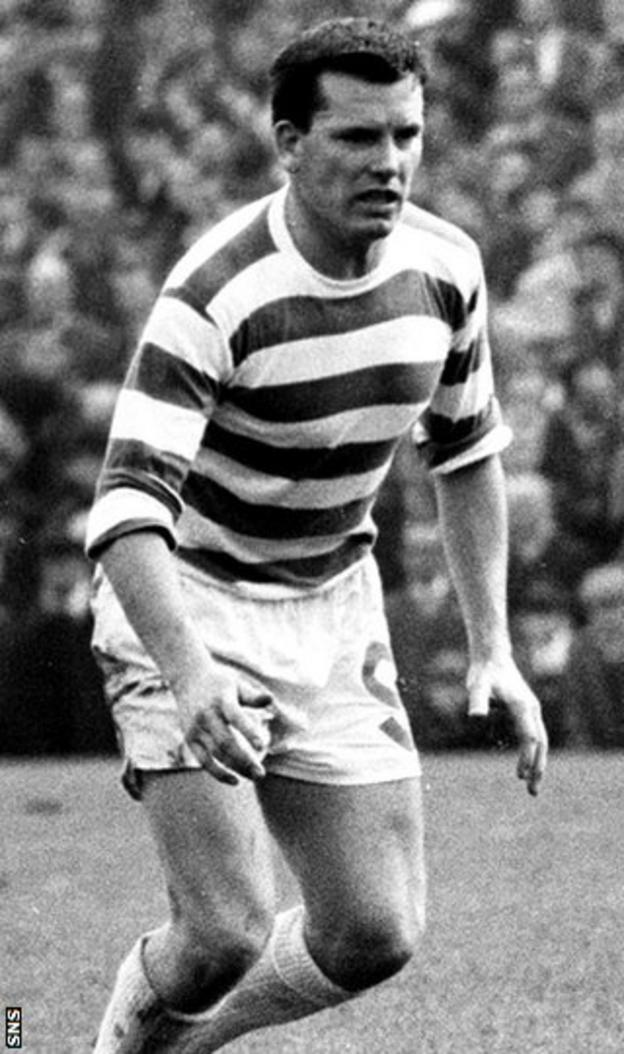 McBride was one of the most prolific scorers in Celtic's history