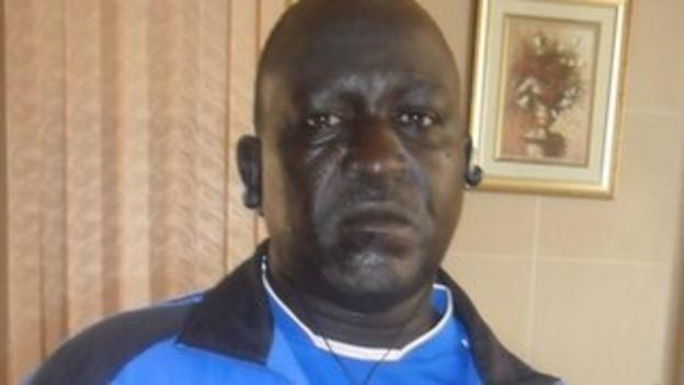 Al Salaam Wau coach Sebit Bol Chol