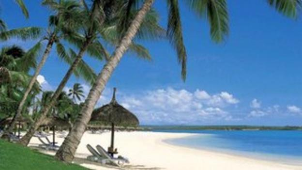 Mauritius' white sandy beaches are among the finest in the world