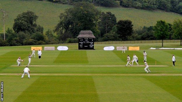 Wormsley will stage this year's MCCA trophy final