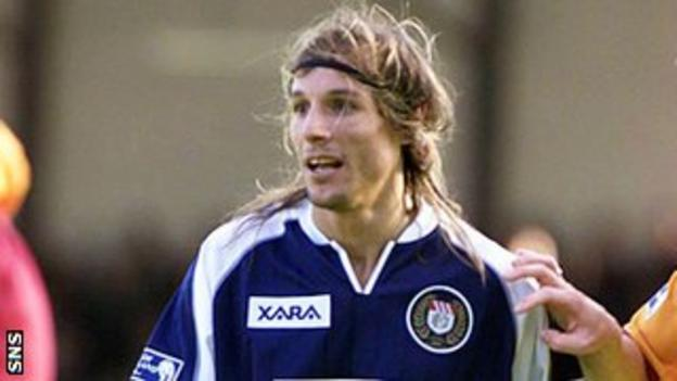 Claudio Caniggia starred for Dundee