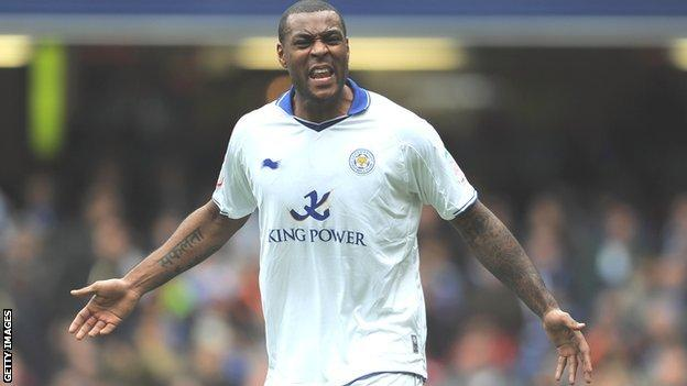 Wes Morgan