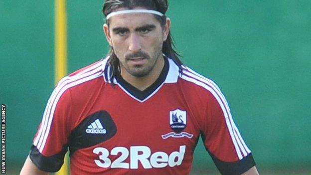 New Swansea City defender Chico