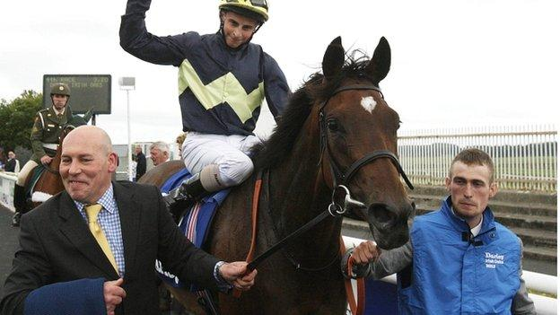 Great Heavens, ridden by William Buick