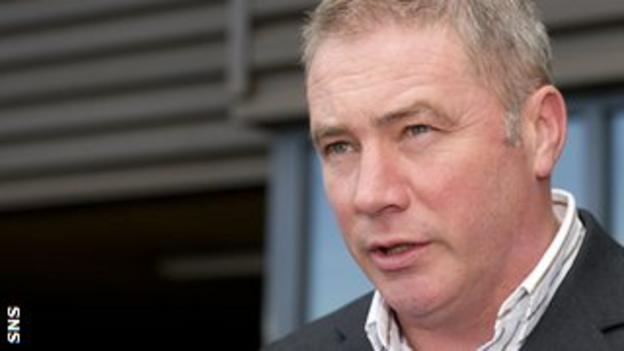 McCoist hopes to bring three new players into his squad this week