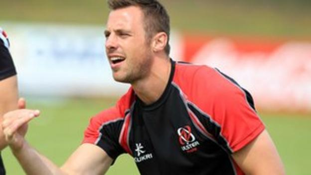 Ulster's Tommy Bowe