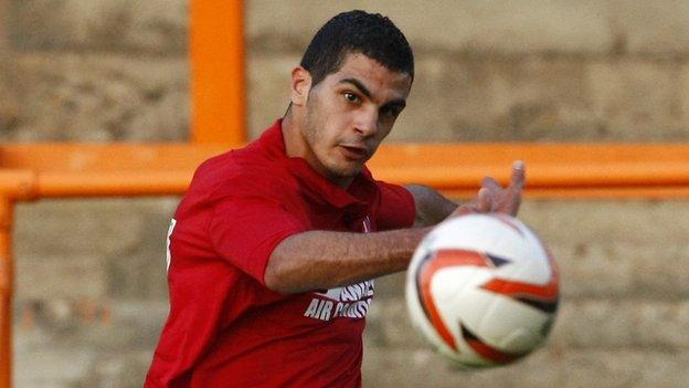 Salim Kerkar