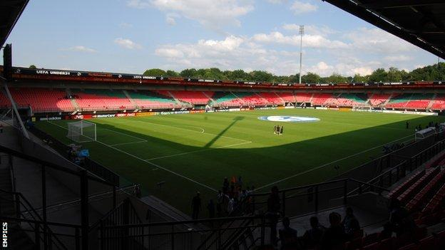 De Goffert Stadium