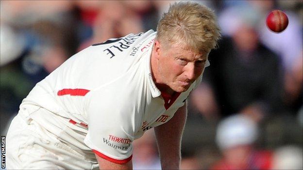 Lancashire captain Glen Chapple