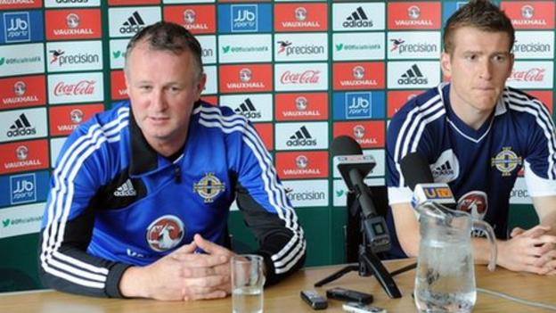 O'Neill hopes for morale-boosting win - BBC Sport