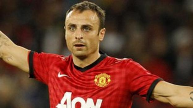 Zenith St Petersburg are the latest club interested in Berbatov