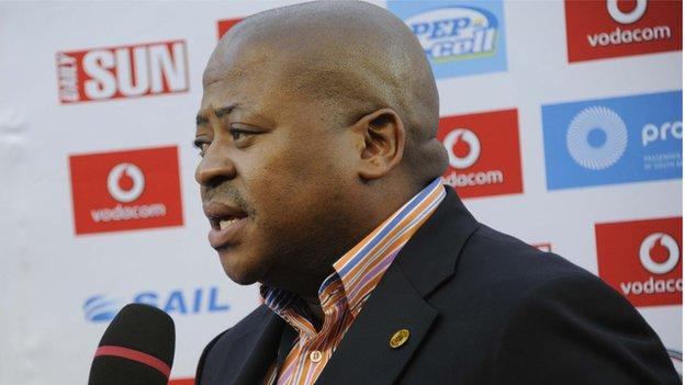 Kaizer Chiefs general manager Bobby Motaung