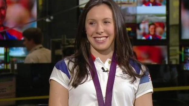 Sam Murray proud to put modern pentathlon on the map - BBC ...