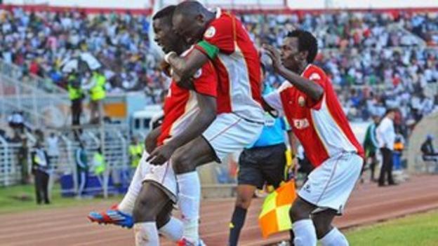 Kenyan players