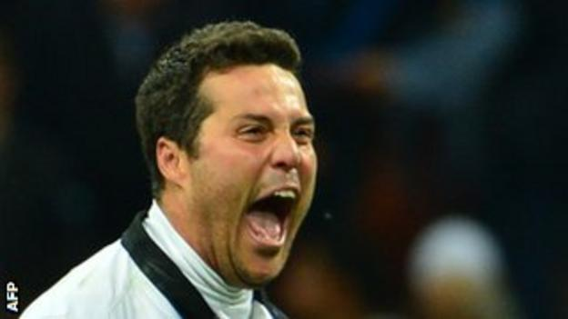 Julio Cesar has made 64 appearances for Brazil and played 228 times for Inter Milan in Serie A