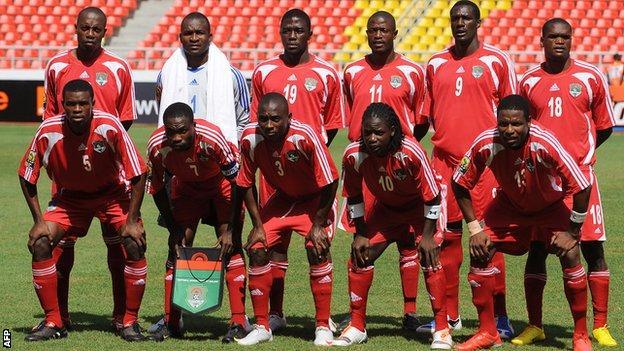 Malawi national football team