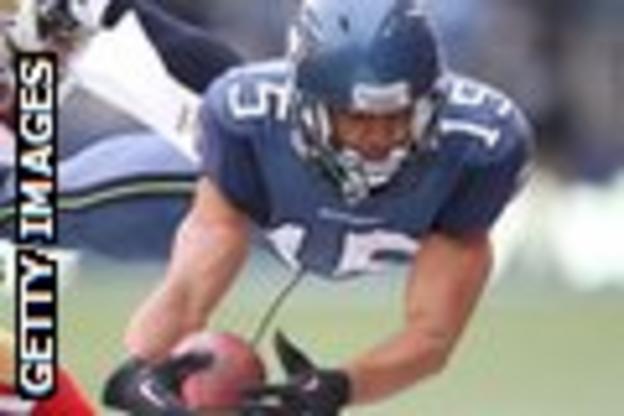 Doug Baldwin of the Seattle Seahawks