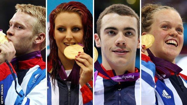 British medallists