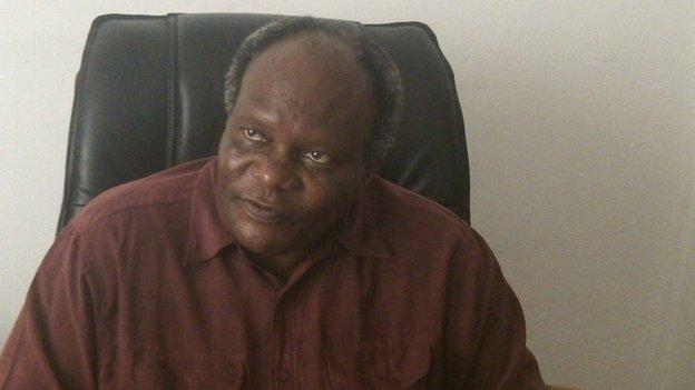 New Cameroon coach Jean Paul Akono