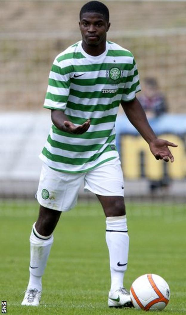 Blackman is still contracted for two more seasons with Scottish champions Celtic