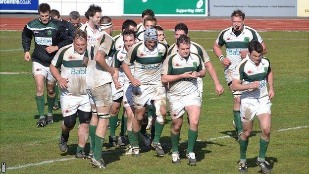 Guernsey Rugby Club