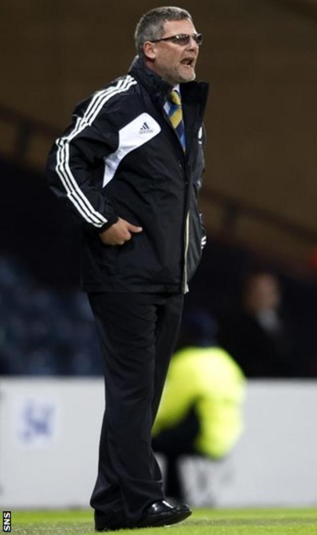 Levein has been criticised for not including Rhodes and Steven Fletcher