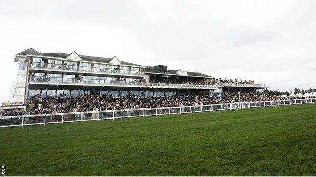 There will be no racing at Ayr on Thursday