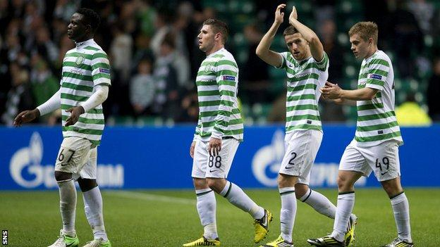 Celtic opened their Champions League campaign with a 0-0 draw at home to Benfica