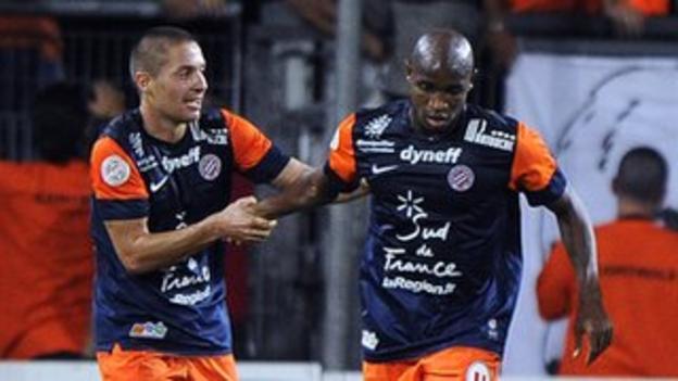 Souleymane Camara (right)