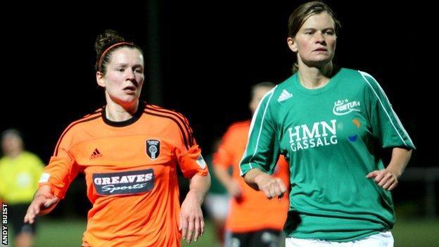 Glasgow City v Fortuna Hjørring