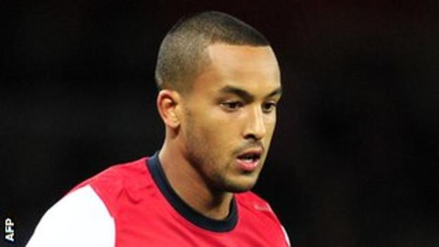 Walcott's contract runs out next summer and he has been linked to Liverpool and Manchester City