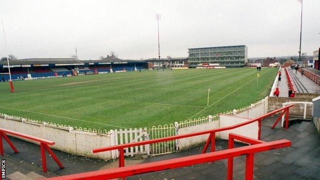 Wakefield's Rapid Solicitors Stadium
