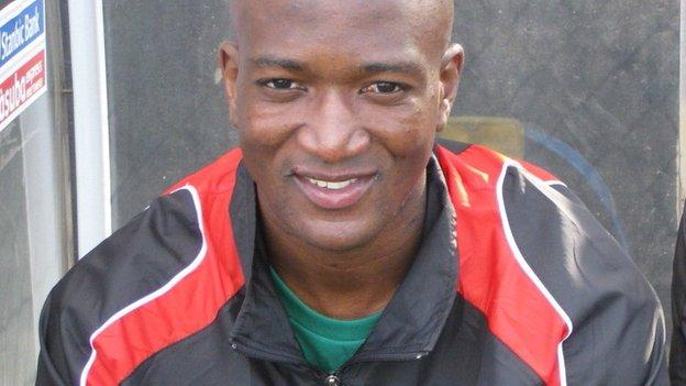 Edward Sadomba