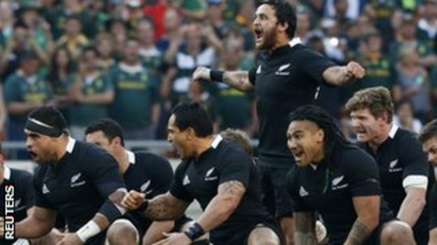 New Zealand rugby union team,