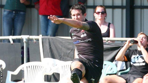 Kireon Lewitt kicked 18 points for Launceston