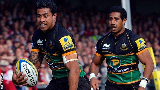 George and Ken Pisi