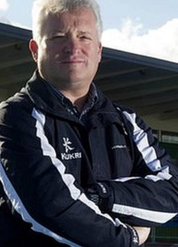 Scotland athletics coach Stephen Maguire
