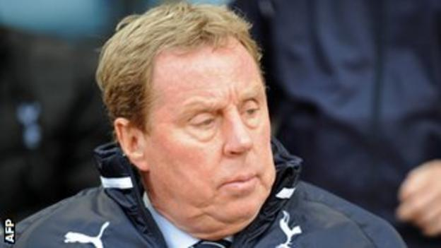Redknapp has taken up an advisory role at former side Bournemouth since losing his job with Spurs