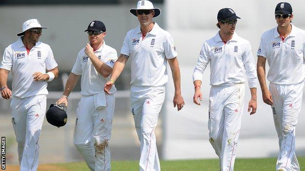 Kevin Pietersen and England