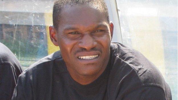 Former Zimbabwe coach Norman Mapeza