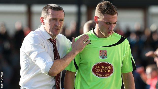 Aidy Boothroyd and Louis Moult