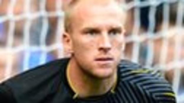 John Ruddy of Norwich