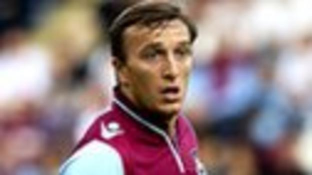 Mark Noble of West Ham