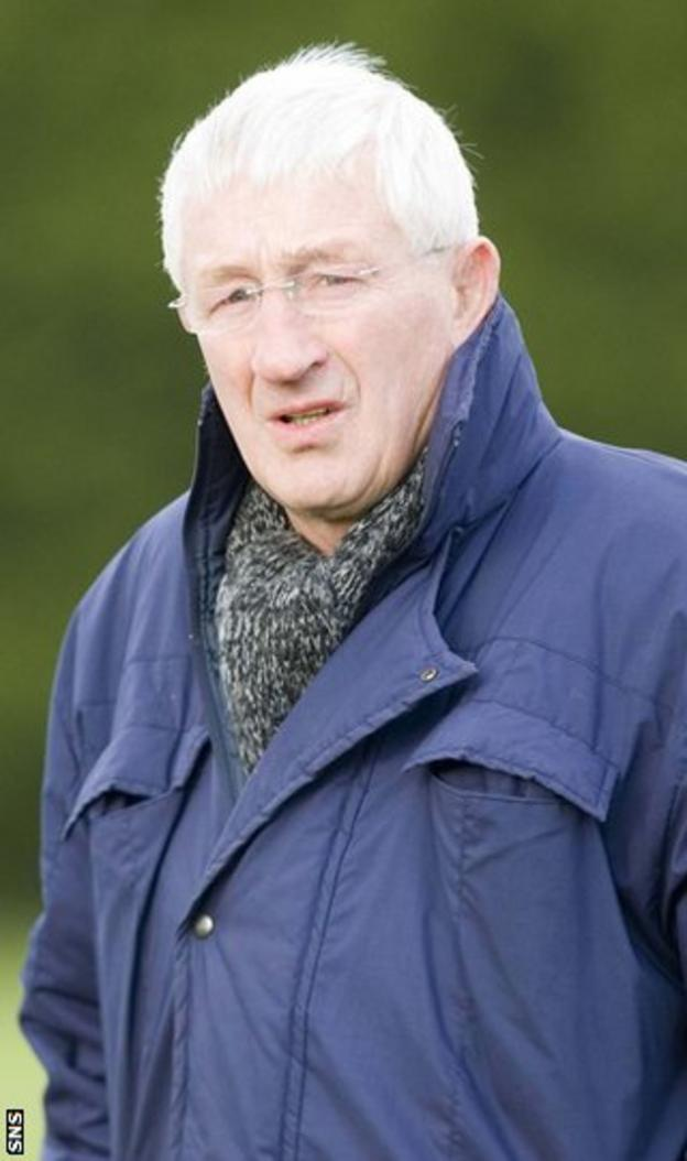 Telfer was Scotland coach in 1983 when his side drew 25-25 with the All Blacks